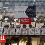 ・NIXON・PRICE DOWN!!