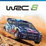 WRC 6 FIA ワールドラリーチャンピオンシップ – PS4