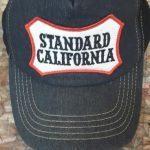STANDARD CALIFORNIA スタンダードカリフォルニア デニムキャップ!!