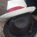 今年の夏はどうだい、むぎわら帽子でも